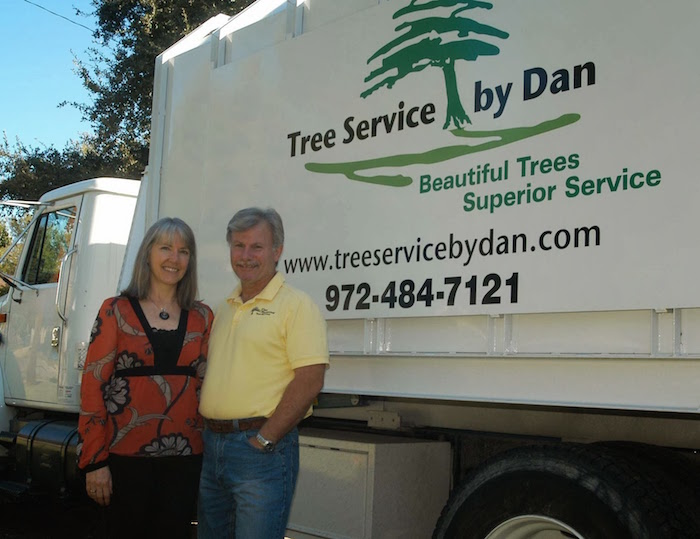 Dan and Melissa Rosandich - Tree Service by Dan